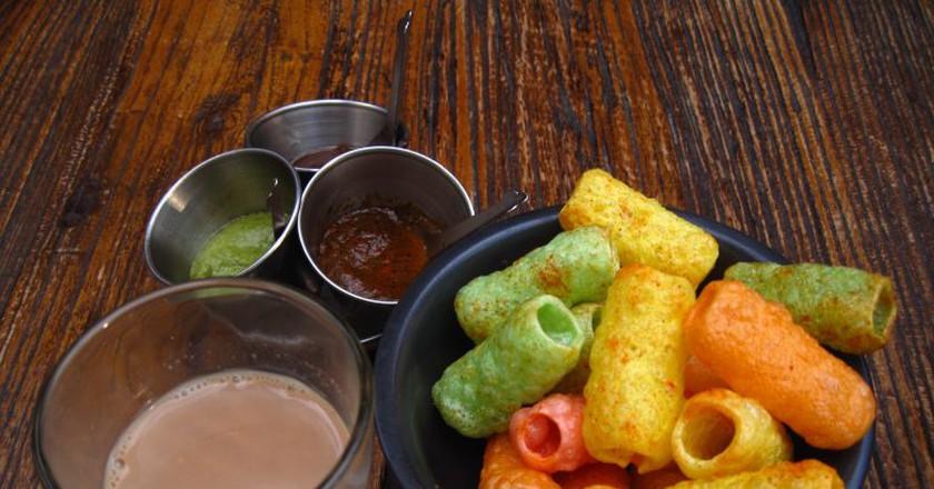 Mumbai street food | © surtr/Flickr