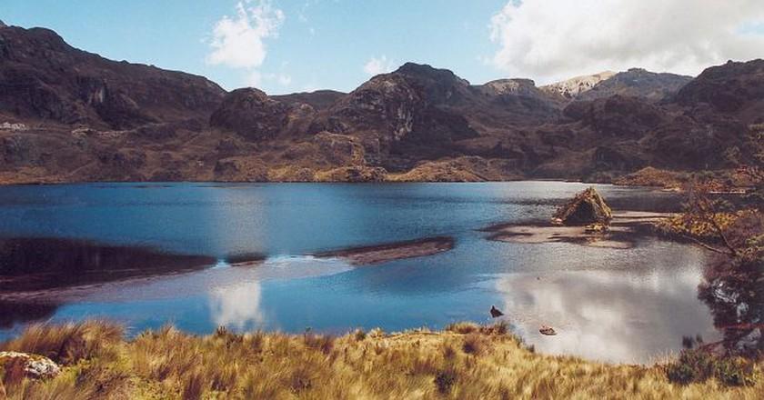 Parque Nacional Cajas | © Delphine Ménard / WikiCommons