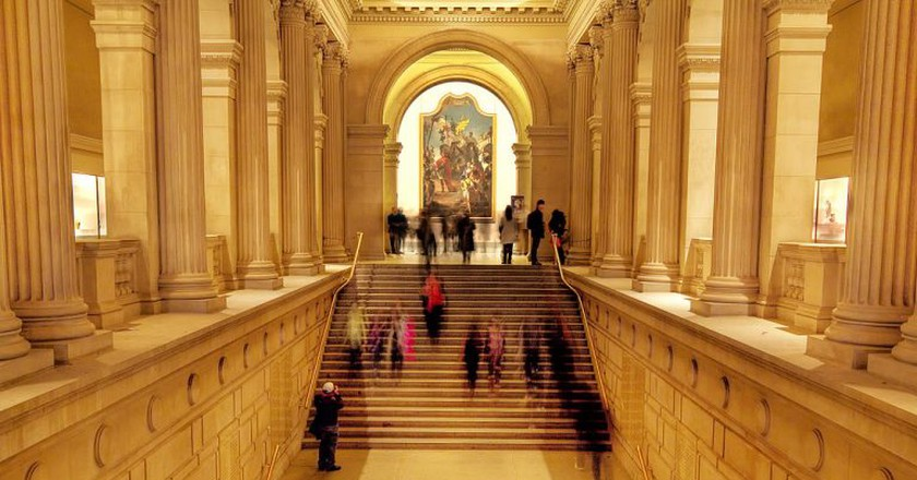 Inside the Met | Photo by Carmelo Bayarcal/WikiCommons