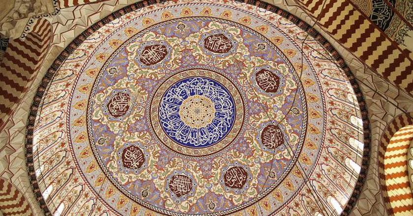 Selimiye Mosque | © Stylommatophora/Wikimedia Commons
