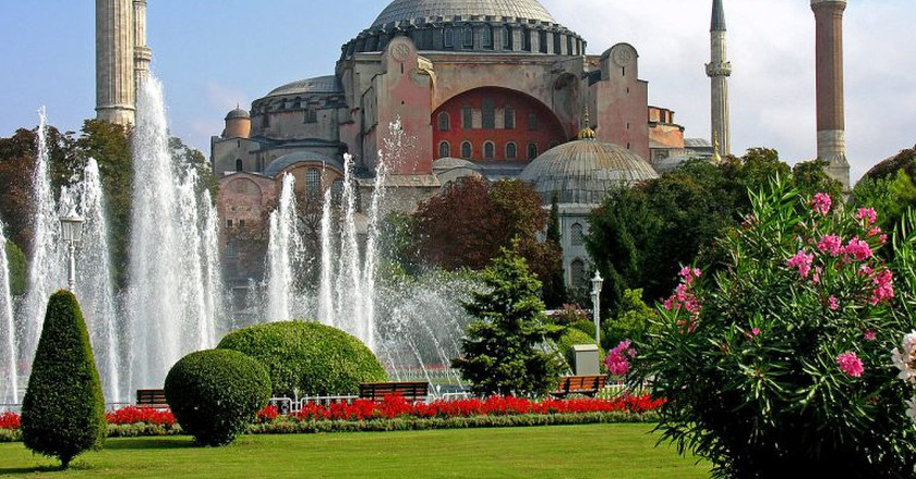 Istanbul  © Dennis Jarvis / Wikimedia Commons