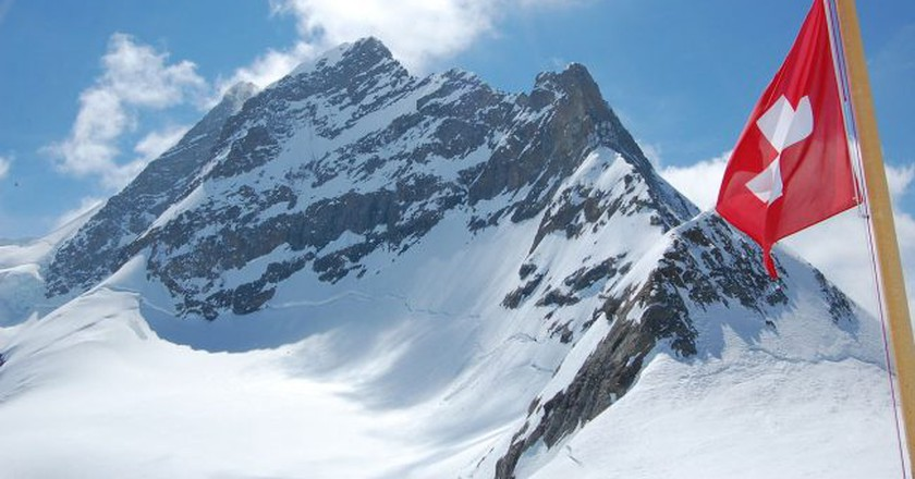 The Jungfraujoch, visit the Top of Europe from Zurich   © edwin.11 / WikiCommons