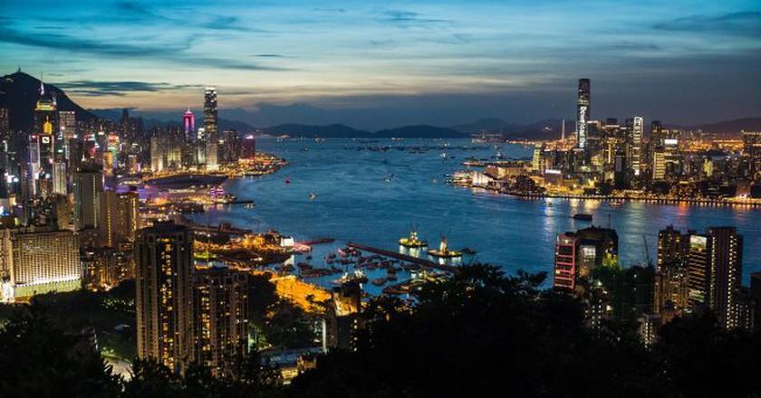 Victoria Harbour, Hong Kong   © Studio Incendo/Flickr