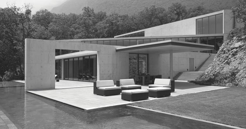 Tadao Ando: House in Monterrey, Monterrey, Mexico, 2011   © Toshiyuki Yano