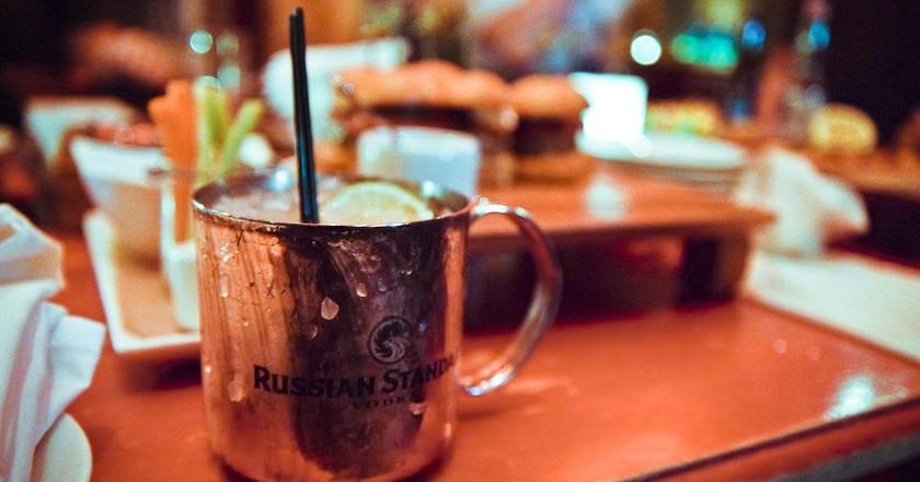 Moscow Mule | © Nan Palmero/Flickr