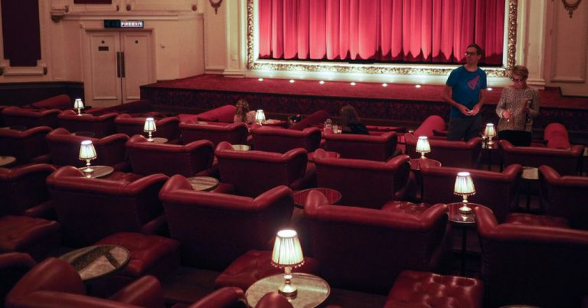Electric Cinema in Notting Hill © Flickr