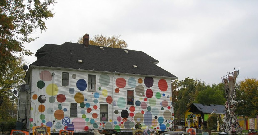 The Heidelberg Project | © soupstance / Flickr