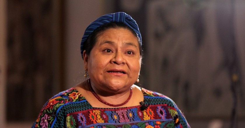 Rigoberta Menchú   © Agencia de Noticias ANDES/Flickr