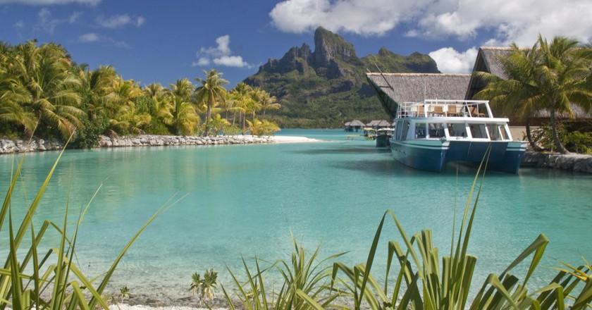Four Seasons, Bora Bora   ©Arnie Papp / Flickr