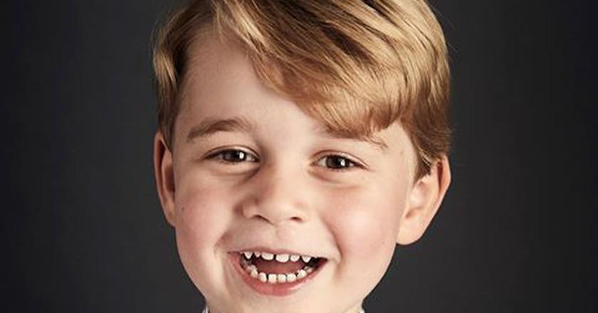 © Chris Jackson, Getty Images Royal Photographer/ The Duke and Duchess of Cambridge / Kensington Palace