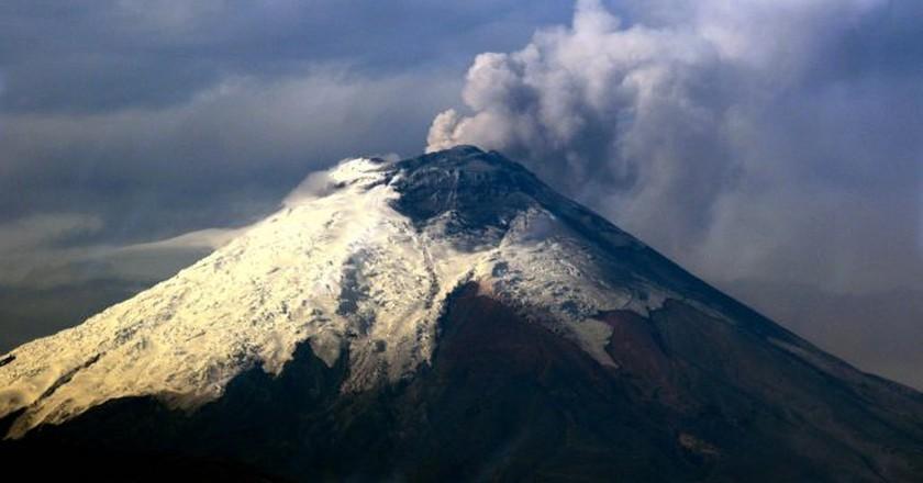 Volcán Cotopaxi   ©Agencia de Noticias ANDES   Flickr