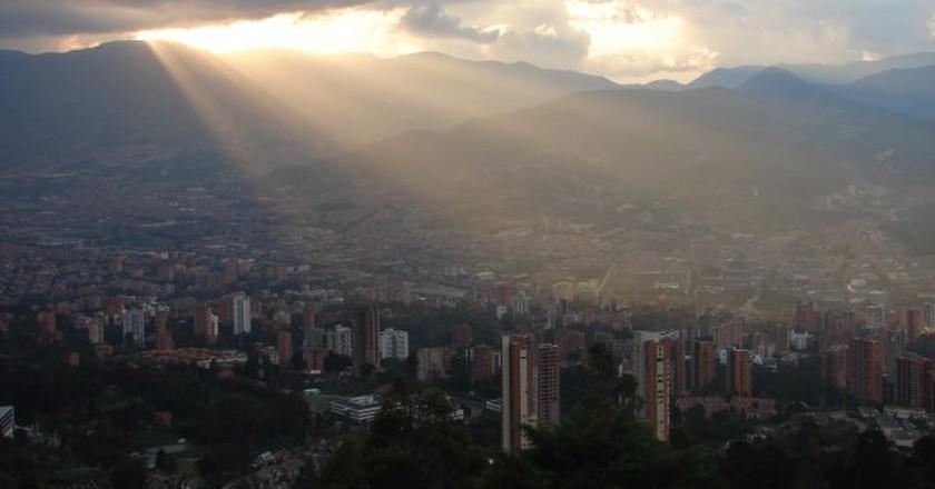 A new dawn for Medellín?   © Iván Erre Jota / Flickr