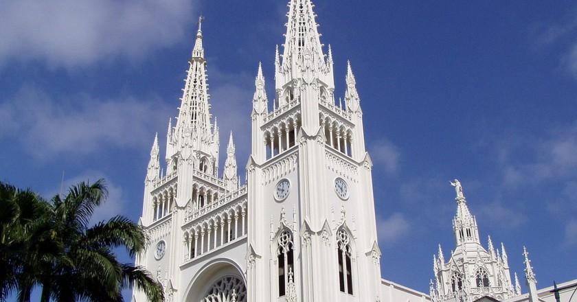 Catedral Metropolitana, Guayaquil   © Dan / Flickr
