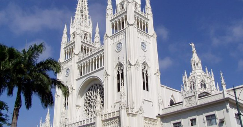 Catedral Metropolitana, Guayaquil | © Dan / Flickr