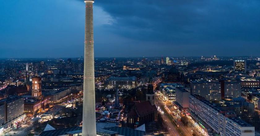 Berlin skyline   © Matthias Ripp/Flickr