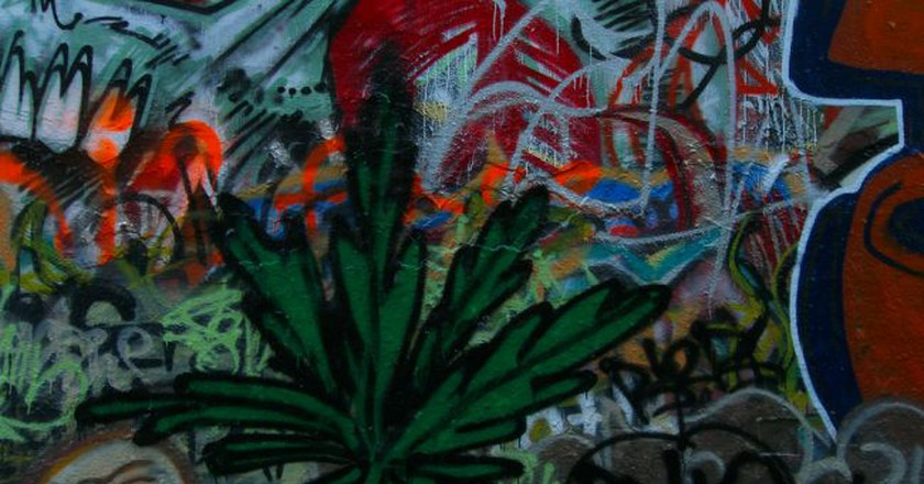 Marijuana Art | © Jason Taellious / Flickr