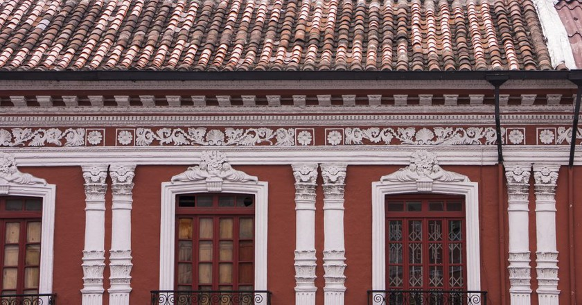Find beautiful architecture in Quito | © Sara Löwgren / Flickr