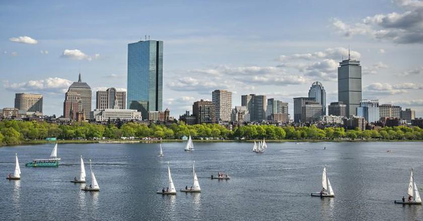 Boston Sky Line – Kyle Klein Photography | © Massachusetts Office of Travel & Tourism / Flickr
