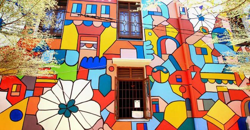 Melaka's colorful architecture | (c) Phalinn Ooi / Flickr