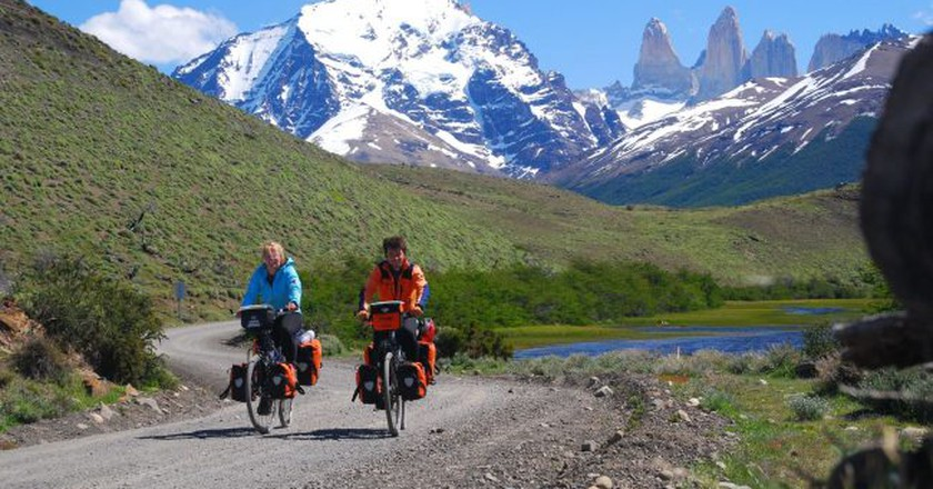 Cycling Torres Del Paine | © Vera & Jean-Christophe/Flickr
