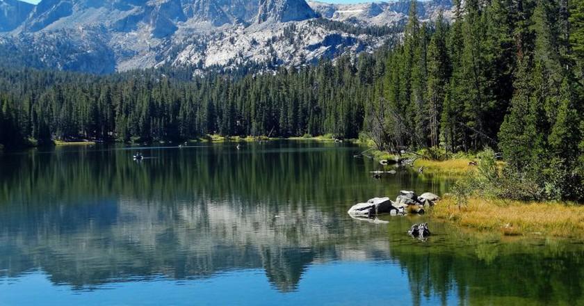 Lake Mamie, Mammoth Lakes | © Don Graham/Flickr