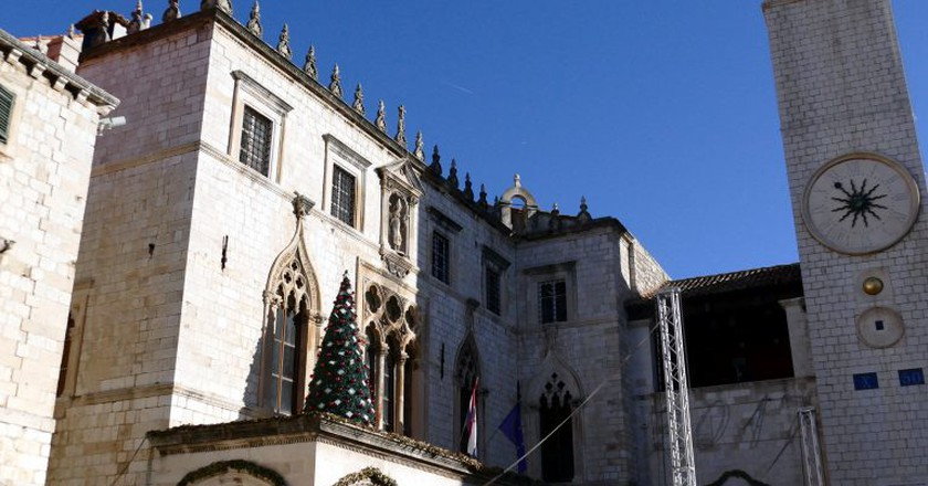Sponza Palace | © Donald Judge/Flickr