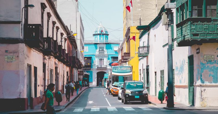 Lima, Peru | © Art DiNo / Flickr