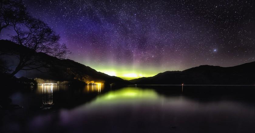 Stars Over Loch Lomond   © john mcsporran/Flickr