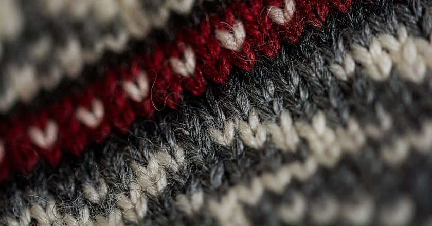 Norwegian knitwear © Ralf St. / Flickr