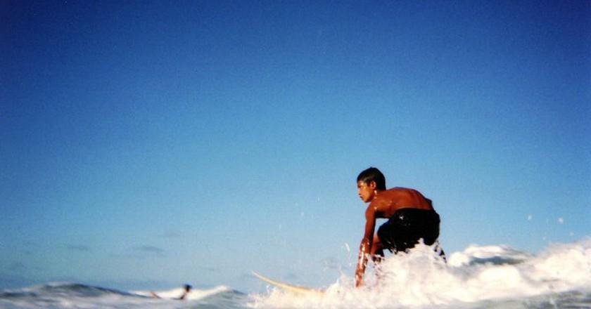 Hitting the waves I © Fabio Venni/Flickr