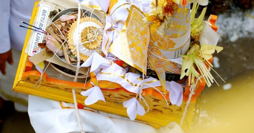 Traditional rituals of Bali│© Abdes Prestaka/Flickr
