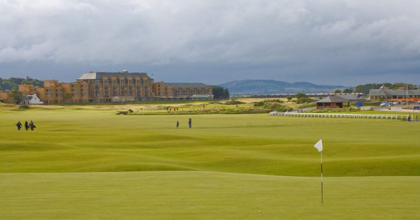 St Andrews Gold Club | © Marc Climent/Flickr