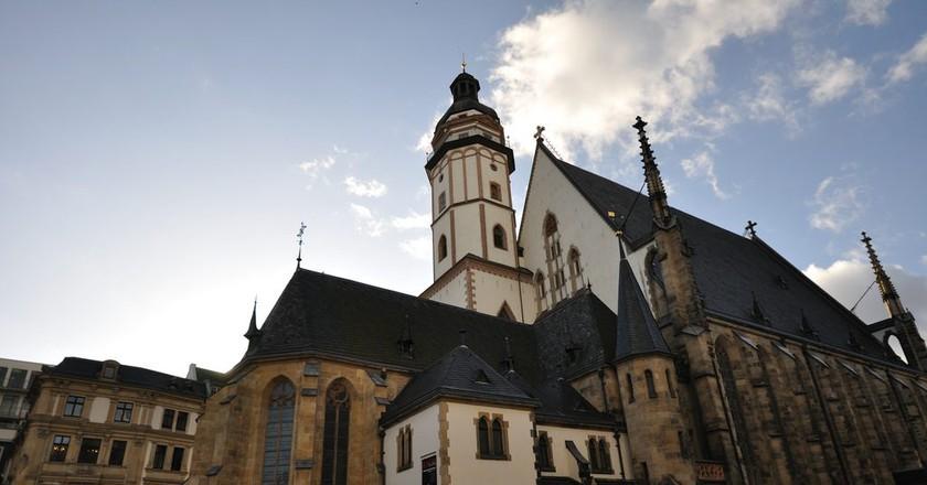 Thomaskirche in Leipzig, 2009 | © vxla/Flickr