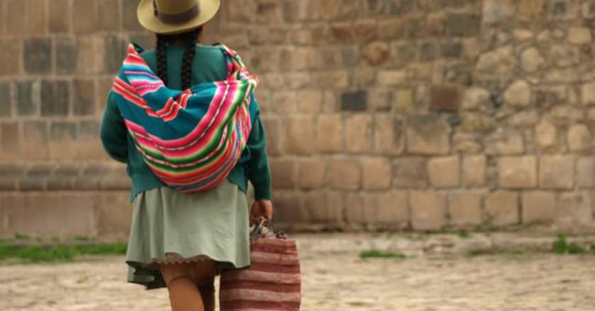 Peru Travel: Crossing the Plaza