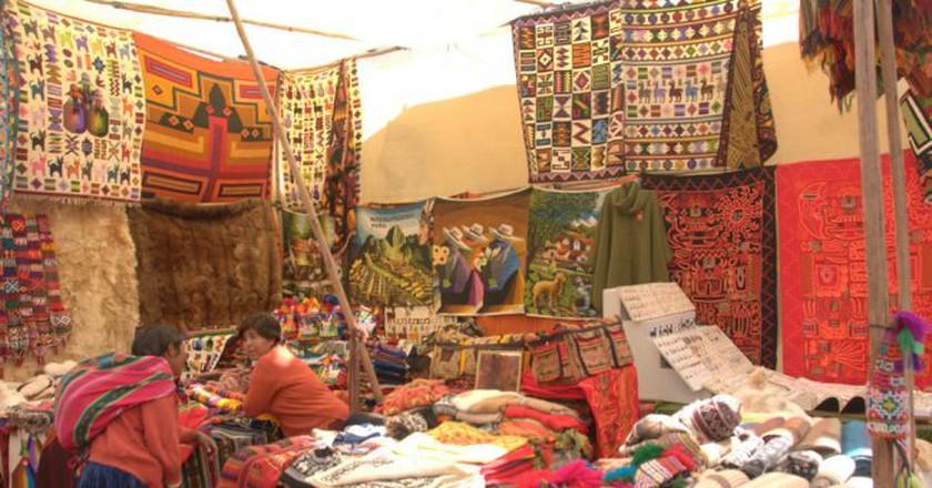 Peruvian Mercado   © Brian Ralphs/Flickr