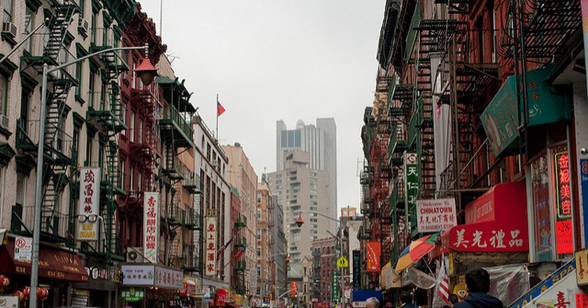 Chinatown  ©  Allejandro Mallea/Flickr