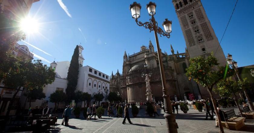 Seville Cathedral I © Ed Schipul/Flickr