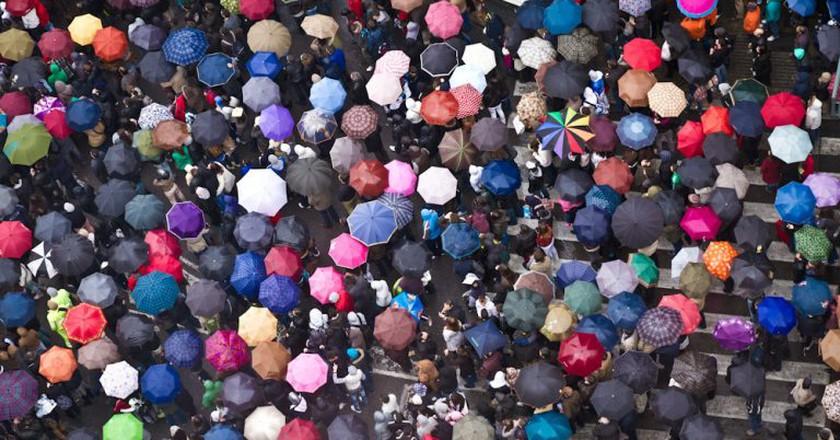 Valencia in the rain | © Adolfo Senabre - fito.com.es/Flickr