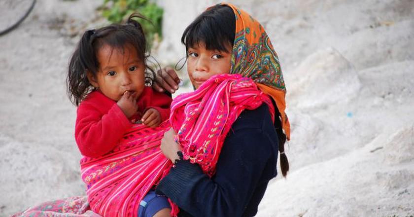Tarahumara children | © Diego Fernandez Briseño/Flickr