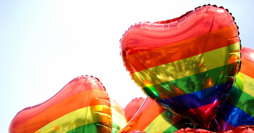 Gay Pride   © Guillaume Paumier / Flickr