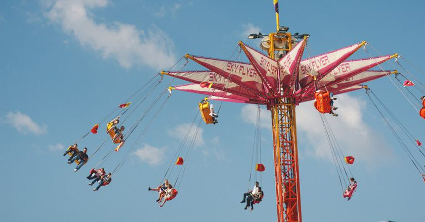 Brisbane EKKA © Dave see / Flickr