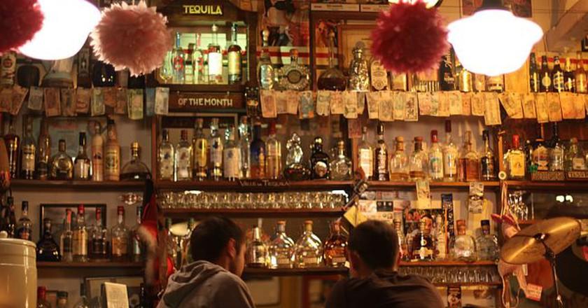 Tequila Bar | © David Vespoli / Flickr