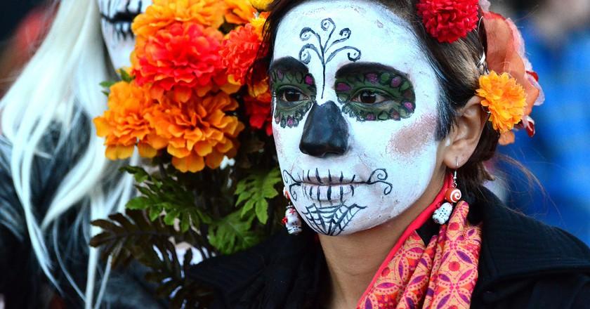 Dia de los Muertos / Larry Lamsa /  Flickr