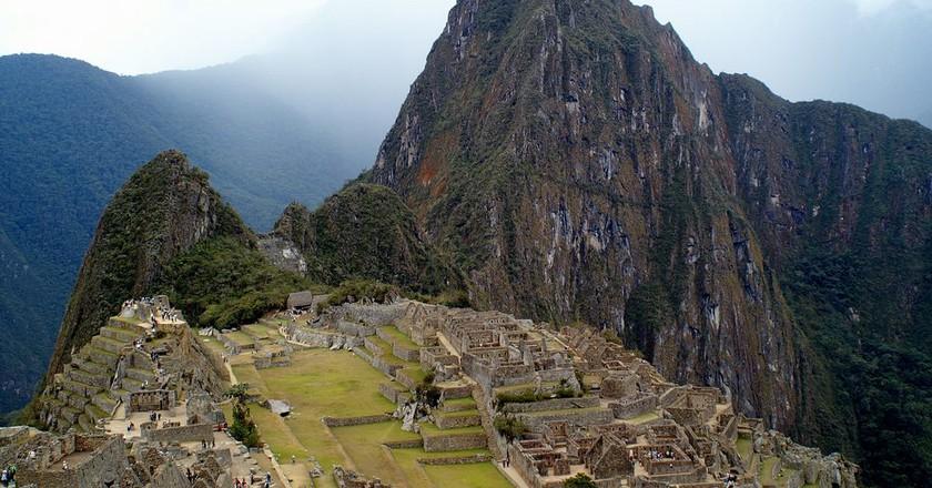 Machu Picchu | © Frank_am_Main/Flickr