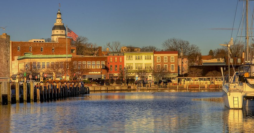 Annapolis   ©Charlie Stinchcomb/Flickr