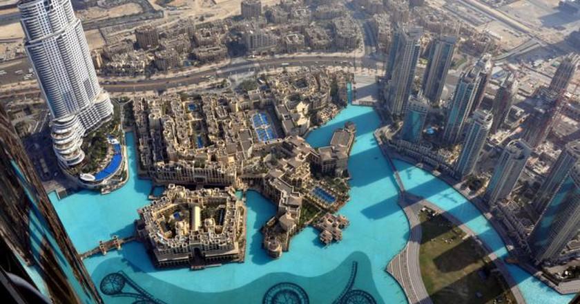 Downtown Dubai   © Nikki Britz / Flickr