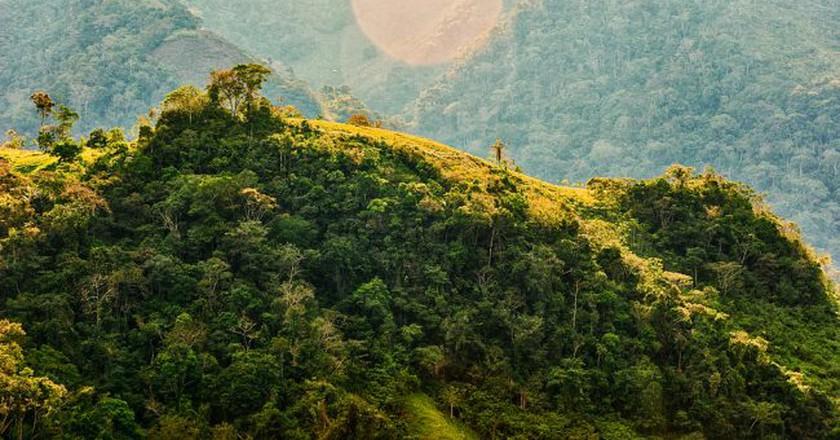 Pozuzo scenery | © Oscar de Lama/Flickr
