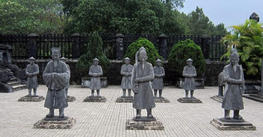 Khai Dinh Royal Tomb in Hue   © AG Gilmore/Flickr