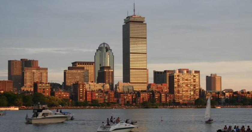 Boston Skyline   © ADupnik/Flickr
