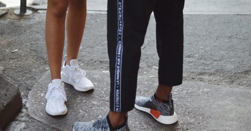 Adidas Originals NMD new launch © Adidas / Amanda Taylor